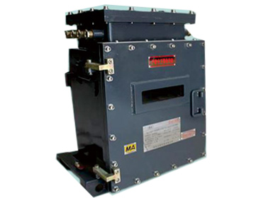 KJJ660(A)矿用隔爆兼本安型千兆环网交换机的图片