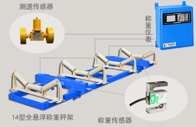 ICS-ST系列电子皮带秤