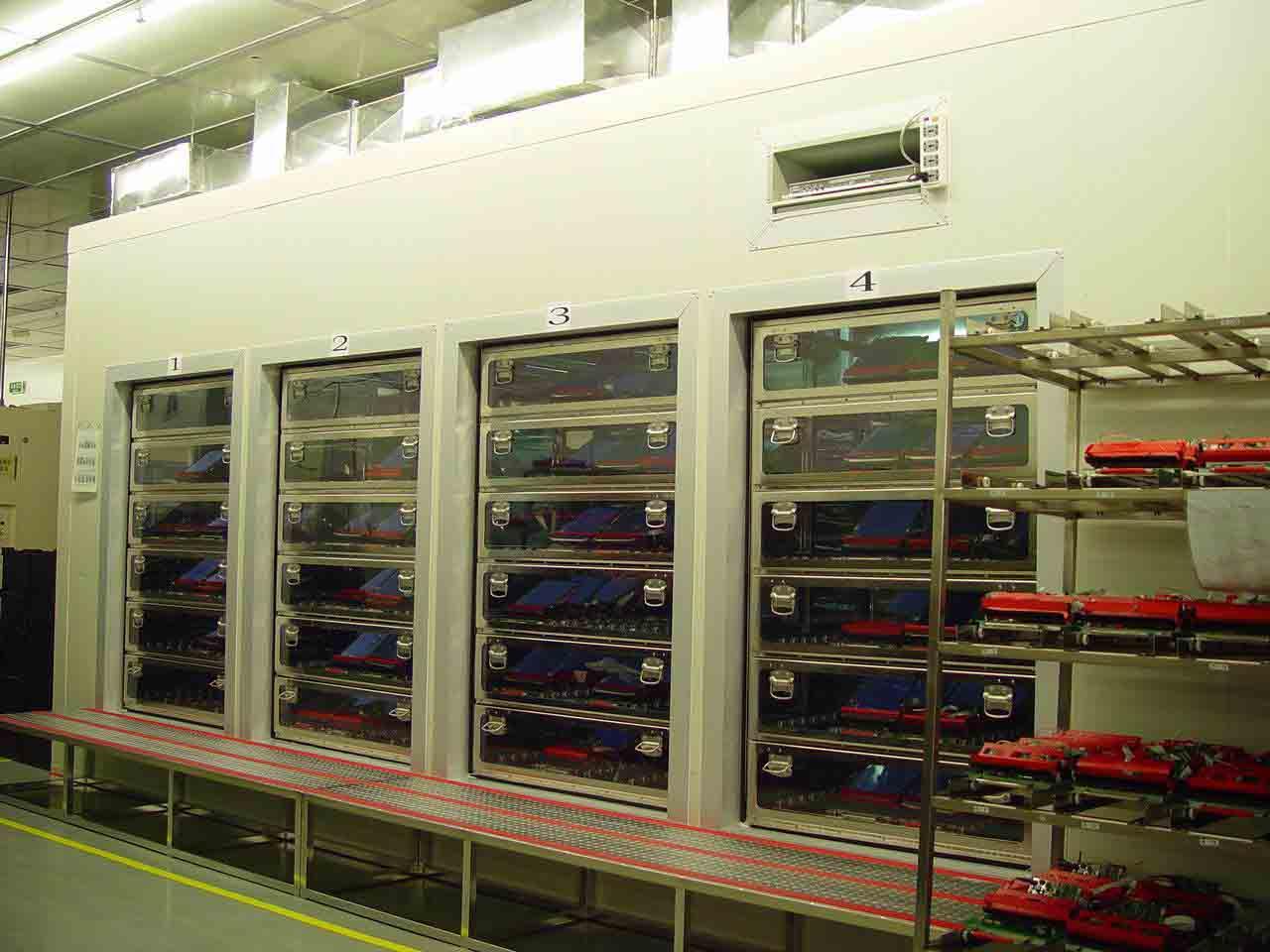 圣能科技老化测试房