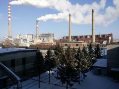 客户案例——吉林热电厂皮带秤项目
