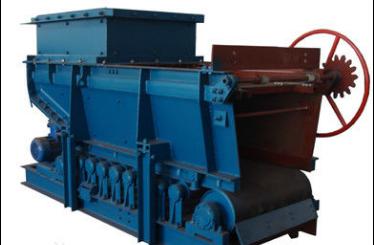 给煤机的工作原理,结构和类型简介