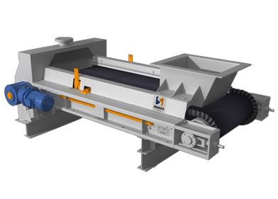 圣能皮带称重给料机:产品设计与质量把控