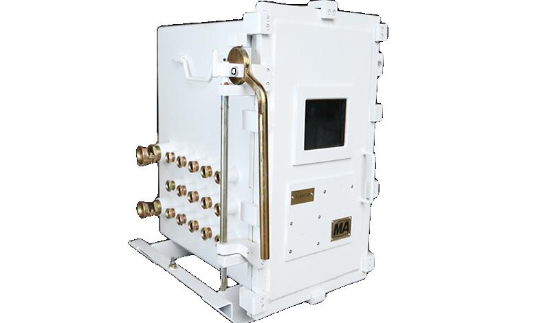 KJJ660(B)矿用防爆万兆交换机