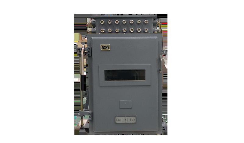 KJJ660(C)矿用防爆万兆环网交换