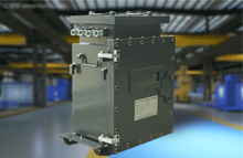 KJJ660矿用隔爆兼本安型交换机的图片