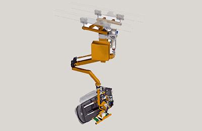 轨道搬运系统图片