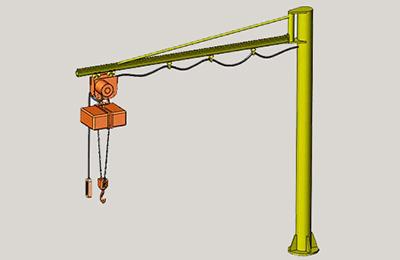 悬臂吊图片